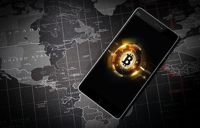 bitcoin smartphone kryptowaehrung