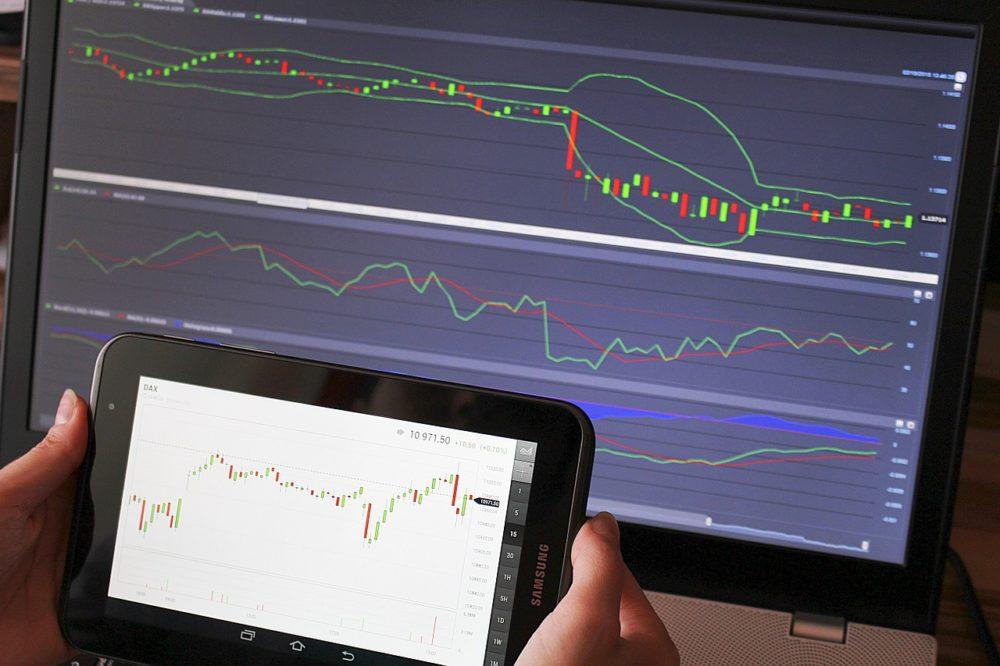 Mobile Version mit der Handelsplattform vergleichen